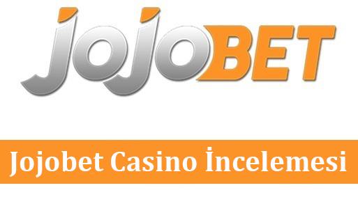 Jojobet Casino İncelemesi