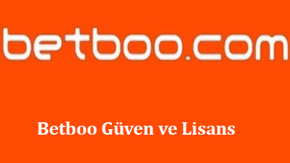 Betboo Güven ve Lisans
