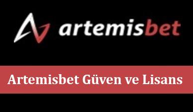 Artemisbet Güven ve Lisans