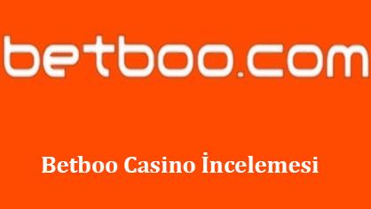 Betboo Casino İncelemesi