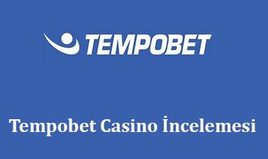 Tempobet Casino İncelemesi