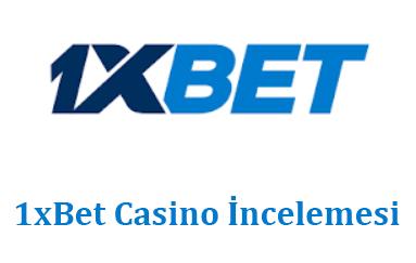 1xBet Casino İncelemesi