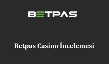 Betpas Casino İncelemesi