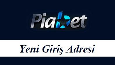 Piabet Yeni Giriş Adresi