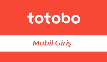 Mobil Totobo Giriş