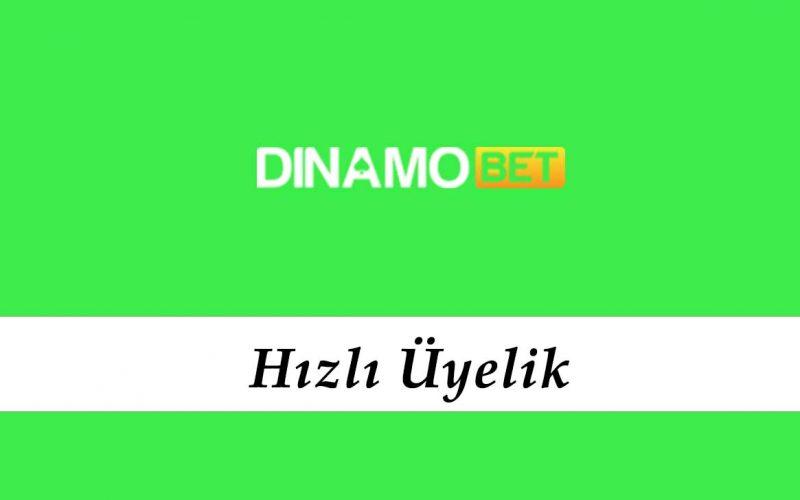 Dinamobet Hızlı Üyelik